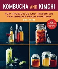 bokomslag Kombucha and Kimchi