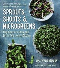 bokomslag Sprouts, Shoots &; Microgreens
