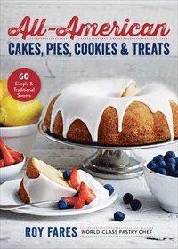 bokomslag All-American Cakes, Pies, Cookies & Treats
