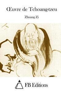 bokomslag Oeuvre de Tchoang-Tzeu