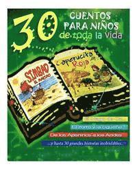 bokomslag 30 Cuentos Para Ninos de Toda La Vida