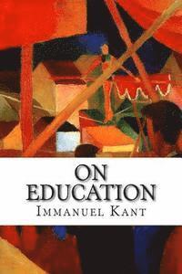 bokomslag On Education