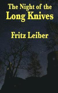 bokomslag The Night of the Long Knives