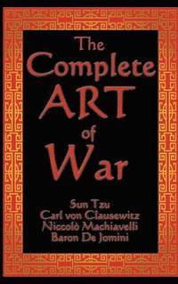 bokomslag The Complete Art of War