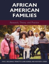 bokomslag African American Families: Research, Theory, and Practice