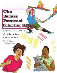bokomslag The Badass Feminist Coloring Book