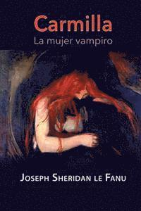 bokomslag Carmilla, la mujer vampiro