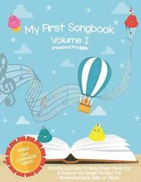 bokomslag My First Songbook: PsP Songbook I