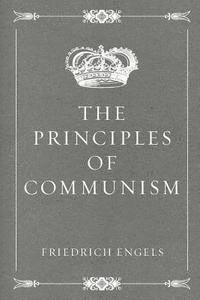 bokomslag The Principles of Communism