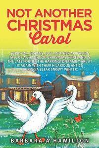 bokomslag Not Another Christmas Carol: Sorry Mr. Dickens, but another appealing tale of a childhood Christmas in Ireland in the late forties The Harrington f