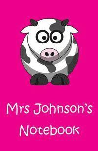 bokomslag Mrs Johnson's Notebook