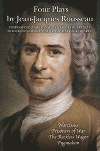 bokomslag Four Plays by Jean-Jacques Rousseau