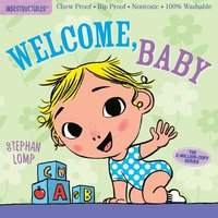 bokomslag Indestructibles: Welcome, Baby
