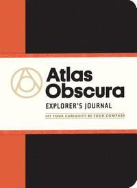 bokomslag Atlas Obscura Explorer's Journal