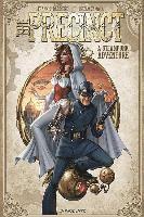 bokomslag Precinct - a steampunk adventure