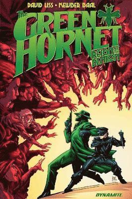 bokomslag Green hornet: reign of the demon