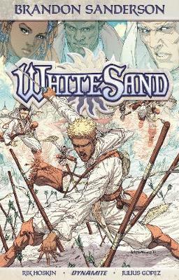 bokomslag Brandon sandersons white sand volume 1 (softcover)