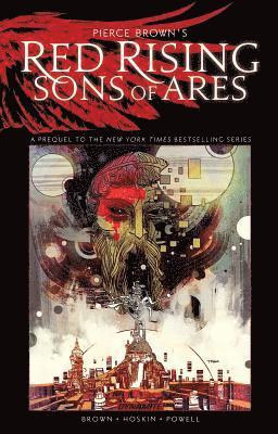 bokomslag Pierce Brown's Red Rising: Sons of Ares Signed Edition
