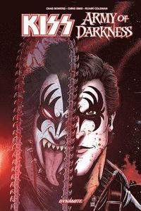 bokomslag Kiss/Army of Darkness TP