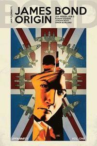 bokomslag James Bond Origin HC