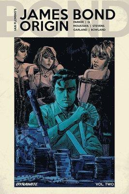 bokomslag James Bond Origin Vol. 2