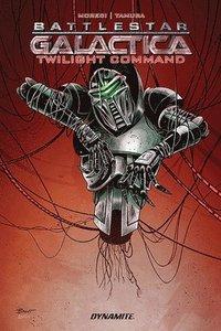bokomslag Battlestar Galactica: Twilight Command