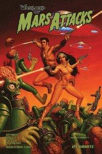 bokomslag Warlord of Mars Attacks