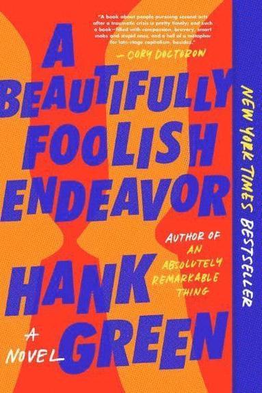 bokomslag A Beautifully Foolish Endeavor