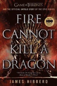 bokomslag Fire Cannot Kill a Dragon