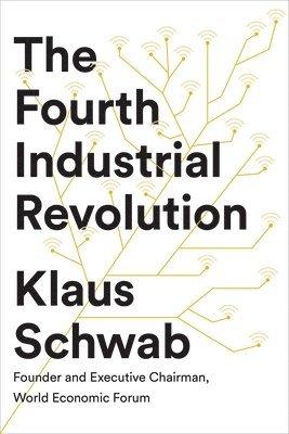 bokomslag The Fourth Industrial Revolution