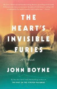 bokomslag The Heart's Invisible Furies