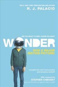 bokomslag Wonder Movie Tie-In Edition