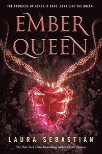 bokomslag Ember Queen