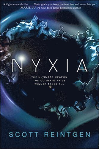 bokomslag Nyxia