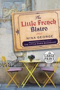bokomslag The Little French Bistro