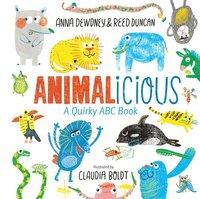 bokomslag Animalicious