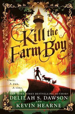 bokomslag Kill The Farm Boy