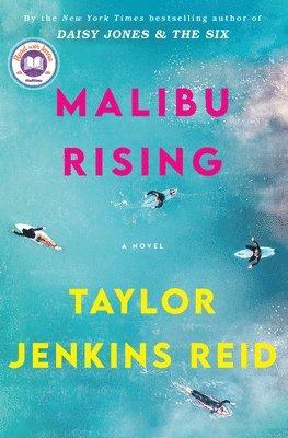 bokomslag Malibu Rising