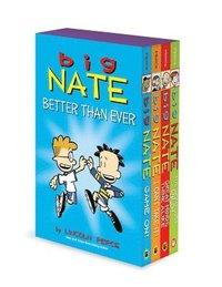 bokomslag Big Nate Better Than Ever: Big Nate Box Set Volume 6-9