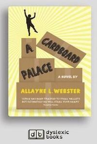 bokomslag A Cardboard Palace