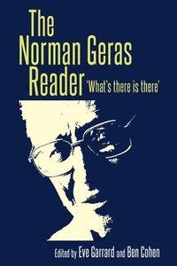 bokomslag The Norman Geras Reader