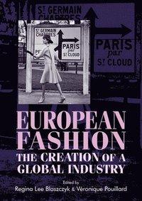 bokomslag European Fashion