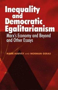 bokomslag Inequality and Democratic Egalitarianism