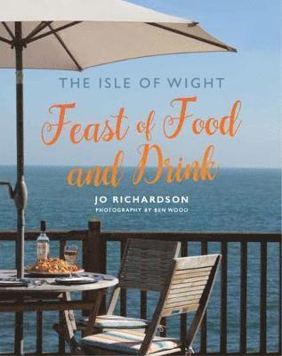 bokomslag Isle of wight feast of food and drink