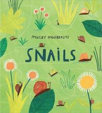 bokomslag Mucky Minibeasts: Snails