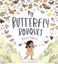 bokomslag My Butterfly Bouquet