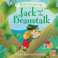bokomslag My Very First Story Time: Jack and the Beanstalk