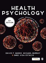 bokomslag Health Psychology: Theory, Research and Practice