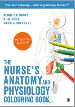 bokomslag Nurses anatomy and physiology colouring book