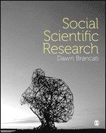 bokomslag Social Scientific Research